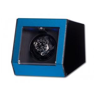 Uhrenbeweger Argentum 1 Uhr Blau