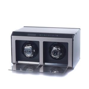 Uhrenbeweger Palladium 2 Uhren Grau